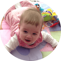 Sleep deprivation after baby - Kellie